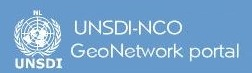 UNSDI-NCO GeoNetwork portal