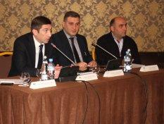 NSDI-ს I კონფერენცია - სემინარი